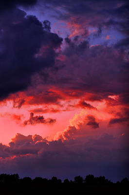 Photograph - Clouds Of All Kinds by Emily Stauring