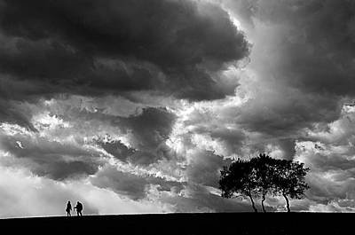 Photograph - Clouds by Okan YILMAZ
