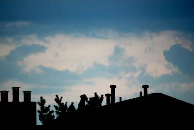 Shweta Singh Photograph - Clouds by Shweta Singh