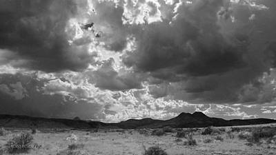 Photograph - Cloudscape 3 by Kerry Beverly