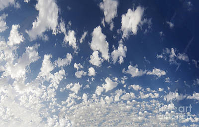 Photograph - Cloudy Sky by Agusti Pardo Rossello