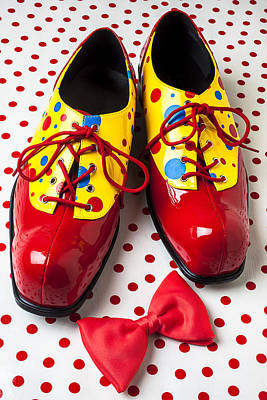 Photograph - Clown Shoes  by Garry Gay