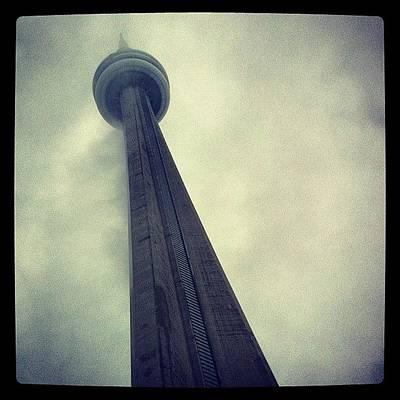 Icon Wall Art - Photograph - Cn Tower by Marissa Soragnese