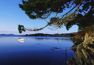 Co Cork, Ahakista Harbour Art Print by The Irish Image Collection