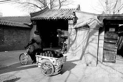 Photograph - Coal Delivery by Dean Harte