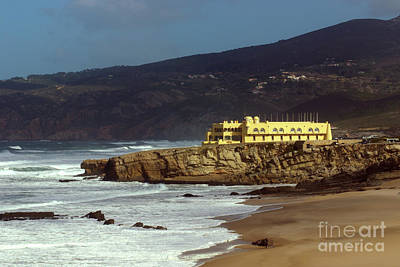 Stonework Photograph - Coast Fort by Carlos Caetano