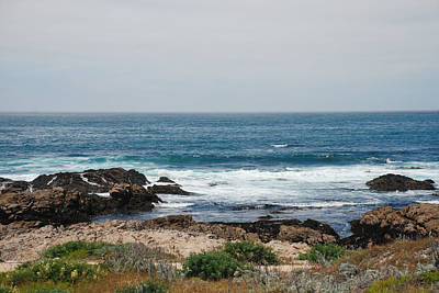 Photograph - Coastal Blue by Kathleen Grace