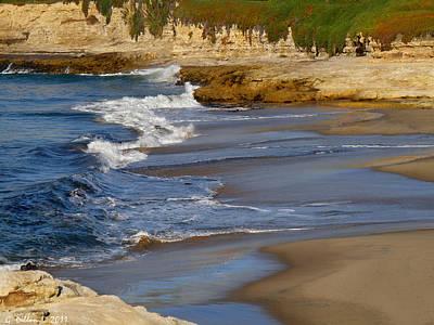 Photograph - Coastal Morning by Grace Dillon
