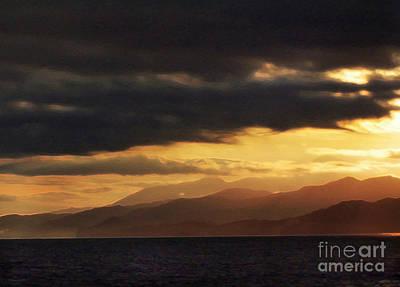 Photograph - Coastal Mountain Morning 2 by Deborah Smith