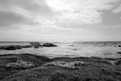 Photograph - Coastal View Vii by Kathleen Grace