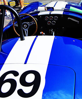 Art Print featuring the photograph Cobra by Randall  Cogle