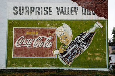 Photograph - Coca Cola 2 by Gary Rose