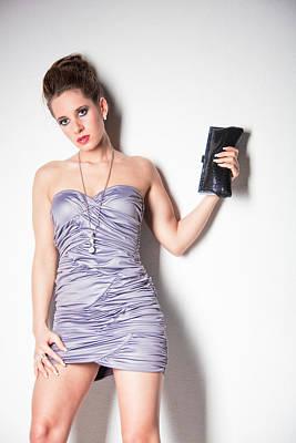 Cocktail Dress Art Print by Ralf Kaiser