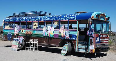 Photograph - Coffee Bus by Dany Lison