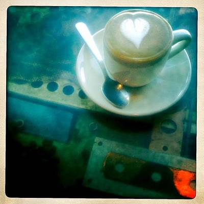 Photograph - Coffee Love by Betse Ellis
