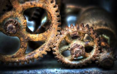 Cogwheels Original by Nuurs Ortiz