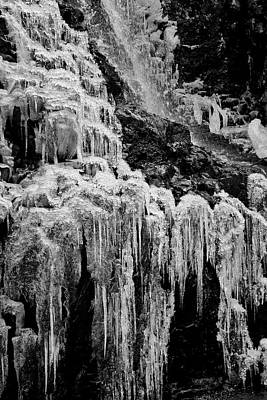 Photograph - Cold As Ice by Daniel Carvalho