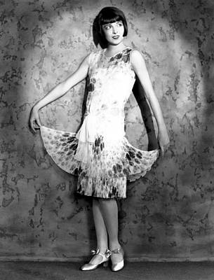 Colleen Moore, Circa Mid To Late 1920s Art Print by Everett