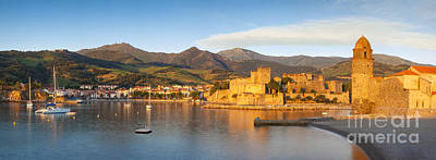 Photograph - Collioure At Dawn by Brian Jannsen