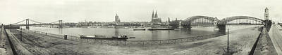 Cologne - Germany - C. 1921 Art Print by International  Images