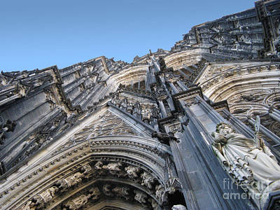 Cologne Cathedral Art Print