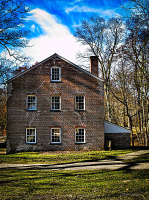 Photograph - Colonial Living by Colleen Kammerer