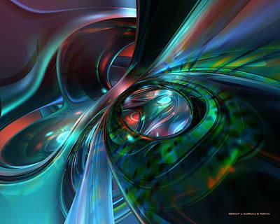 Color Fast Faces  Art Print by G Adam Orosco