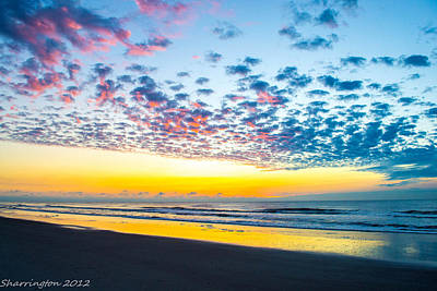 Photograph - Color In The Sky by Shannon Harrington