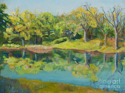 Painting - Color Me Spring by Diana Cox