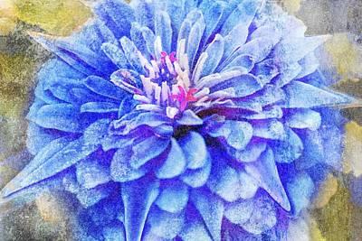 Epic Amazing Colors Digital Art - Color Symphony II by Brett Pfister