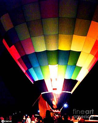 Photograph - Color Wheel by Lizi Beard-Ward