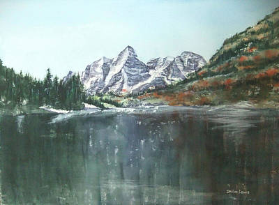 Colorado Beauty Art Print