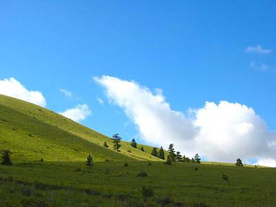 Photograph - Colorado Clouds by Sarah Gayle Carter