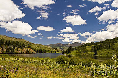 Pellegrin Photograph - Colorado Country by Scott Pellegrin