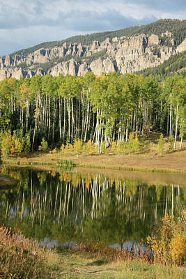 Photograph - Colorado Reflections by Drusilla Montemayor