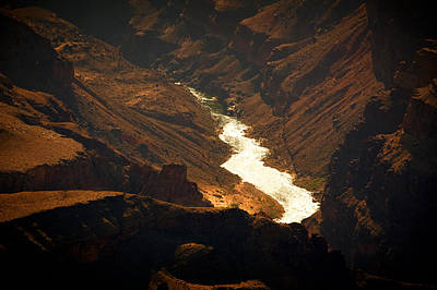 Photograph - Colorado River Rapids by Julie Niemela