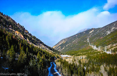 Photograph - Colorado Road by Shannon Harrington