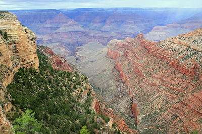Photograph - Colorful Canyon Grand Canyon National Park by Pierre Leclerc Photography
