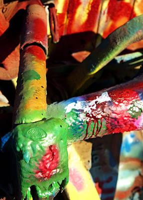 Colorful  Art Print by Malania Hammer