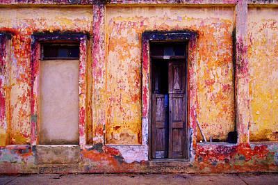 Photograph - Colorido-trinidad by John Galbo