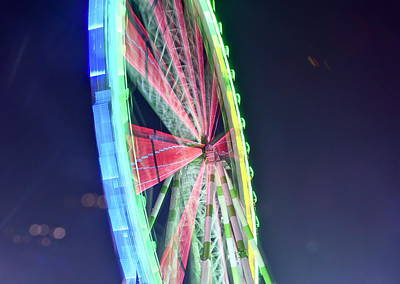Enjoyment Photograph - Coloring by Photo Nadieshda