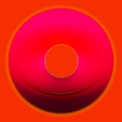Colors 09 Art Print by Li   van Saathoff