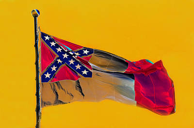Colors Of The New South Print by David Lee Thompson