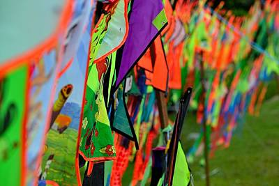 Photograph - Colors Of The Wind by Ku Azhar Ku Saud
