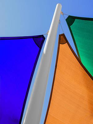 Photograph - Colors by Paul Wear