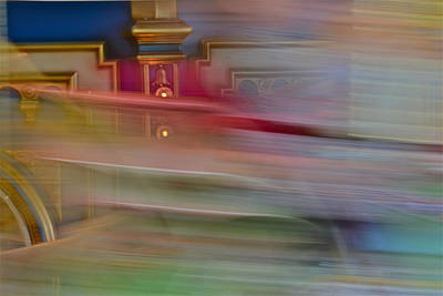 Photograph - Colors Stirred by Bill Owen