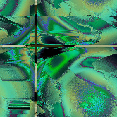 Colour Blitz II Art Print by Yanni Theodorou
