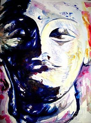 Colour Study Art Print by Nishit Dey
