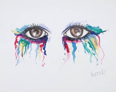 Colourfull Tears Original