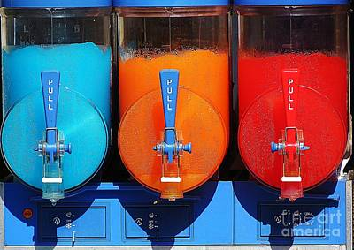 Colours And Cool  Original by J J  Everson